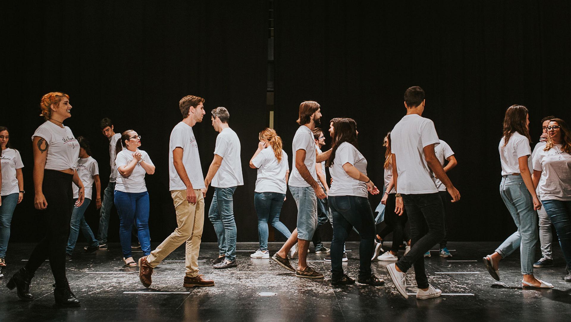 La Barbarie Teatro Musical