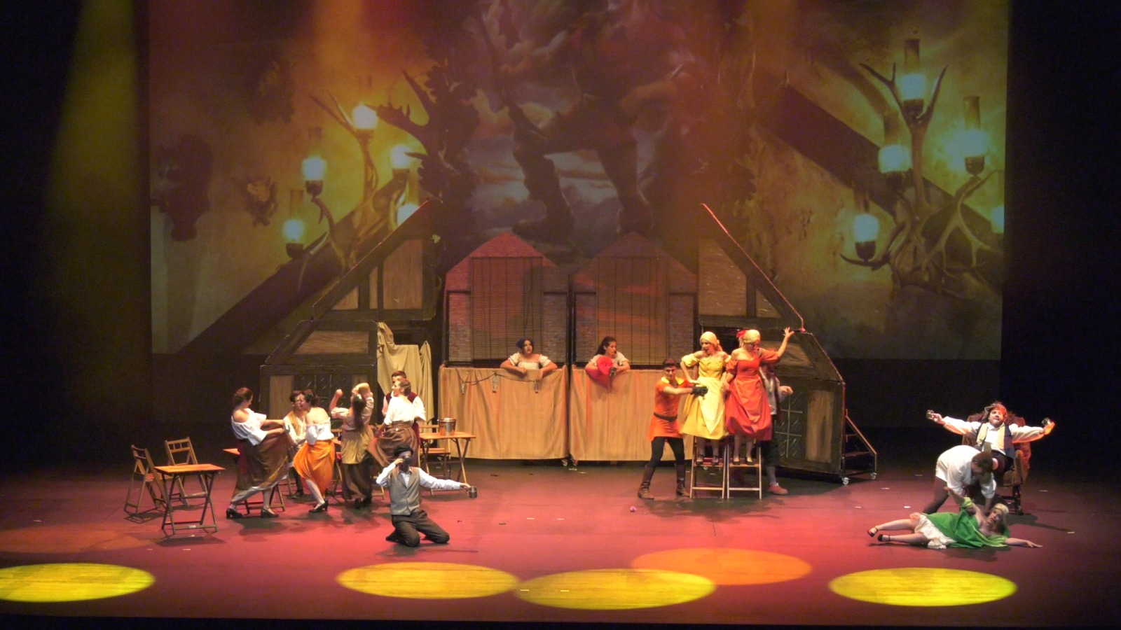 La Barbarie Teatro Musical 3